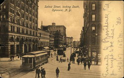 Salina Street, looking South