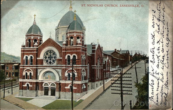 St. Nicholas Church Zanesville Ohio