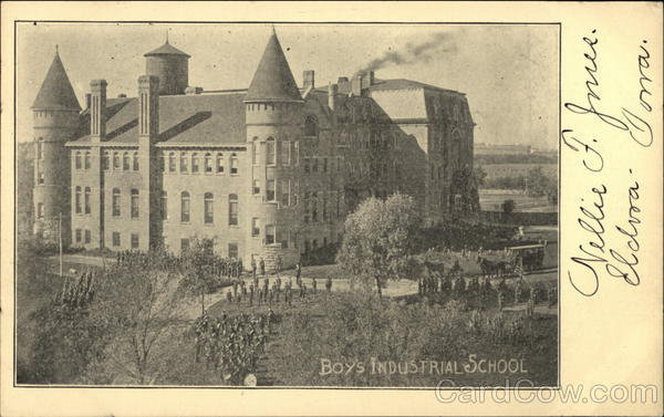 Boys Industrial School Eldora Iowa