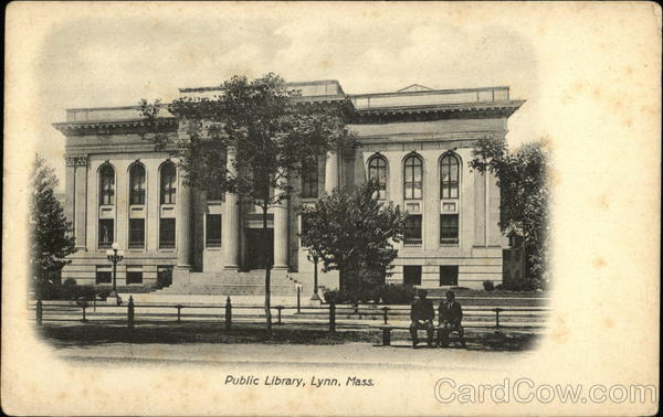 Public Library Lynn Massachusetts
