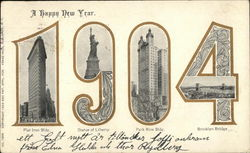 A Happy New Year, 1904