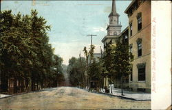 North Third Street From Circle