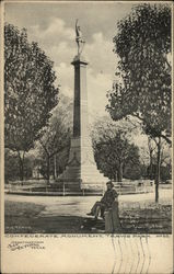 Confederate Monument, Travis Park