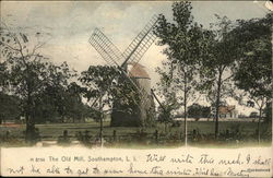 The Old Mill on Long Island