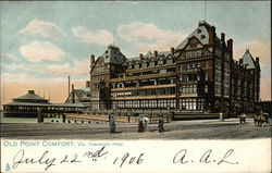 View of Chamberlin Hotel