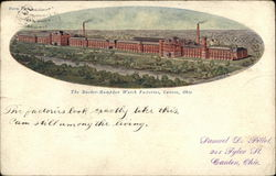 The Dueber-Hampden Watch Factories