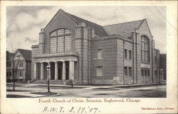 Fourth Church of Christ Postcard