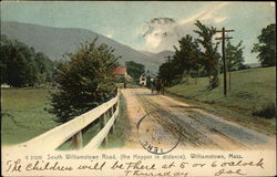 South Williamstown Road, Hopper in Distance