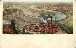 View of Lookout Mountain, Tennessee River, Missionary Ridge