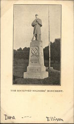 The Rockford Soldiers' Monument