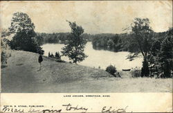 Lake Archer Postcard