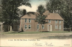 The Old Red House
