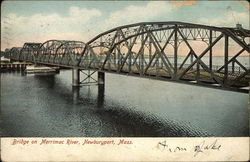 Bridge on Merrimac River