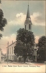 Market Street Baptist Church