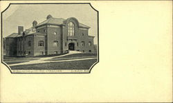 The Gymnasium at South Hadley, Mass