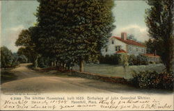 The Whittier Homestead