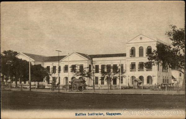 Raffles Institution Singapore Southeast Asia
