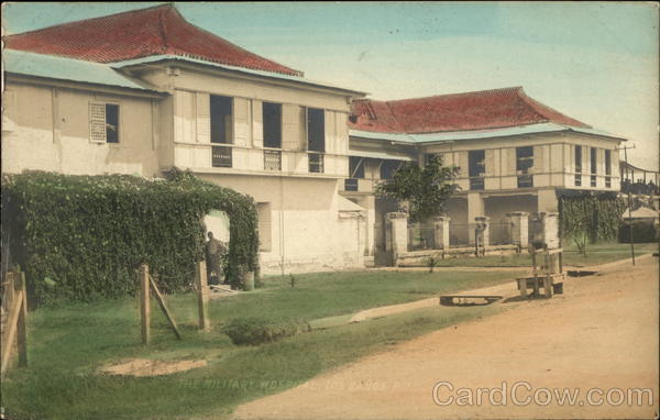 The Military Hospital Los Baños Philippines Southeast Asia