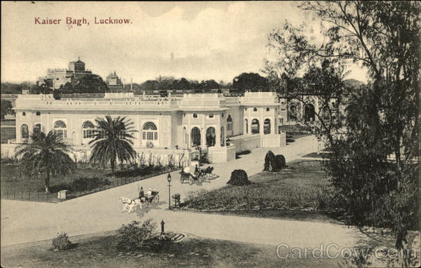 Kaiser Bagh Lucknow India