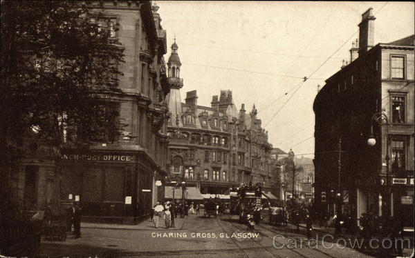 Charing Cross Glasgow Scotland