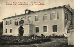 Brown's Hotel, Delgada Point