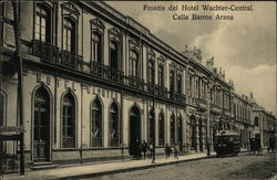 Hotel Wachter-Central