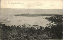Port Antonio from Richmond