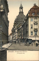 Rampische-Strasse with View of Frauenkirche