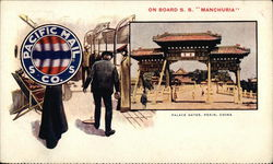 Pacific Mail Co. Manchuria
