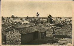 A View of Mombasa, British East Africa