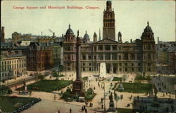 George Square and Municipal Buildings