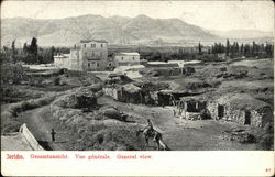 General View of Jericho