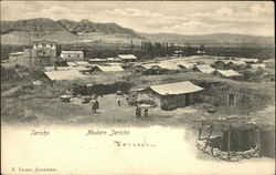View of Modern Jericho