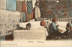 Battikers (Artisans making batiks)