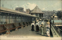 On the West Pier