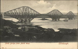 Forth Bridge from North West