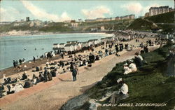 North Sands Postcard