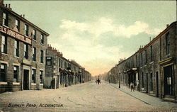 Burnley Road Postcard