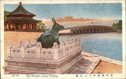 The Summer Palace Postcard