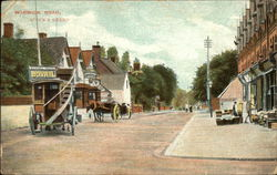 Warwick Road, Acocks Green Postcard