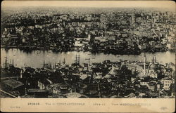 View of Constantinople, 1914-1915