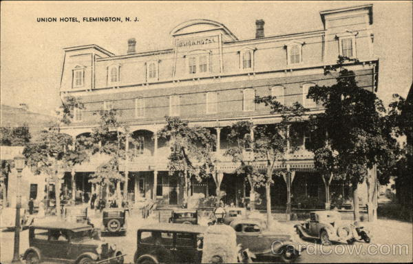 Union Hotel Flemington New Jersey
