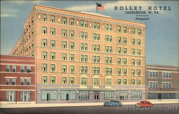 Holley Hotel Charleston West Virginia