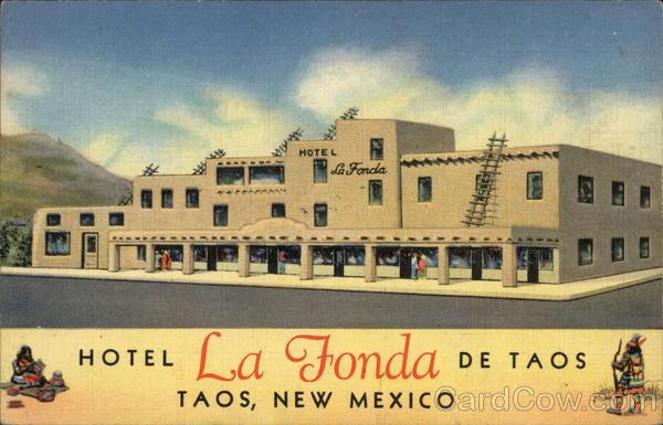 Hotel La Fonda Taos