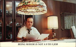 Being Mayor is not a 9 to 5 Job