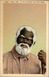 """Uncle Tom"", an old fashioned southern negro"