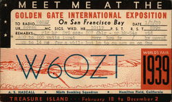 Meet Me at the Golden Gate International Exposition