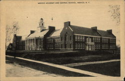 View of Academy and Central School