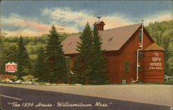 The 1896 House--Williamstown, Mass.""