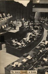 The General Assembly in Session
